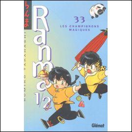 Pourquoi, dans le tome 33, Ryoga et Ranma sont-ils petits ?