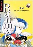 Qui sont les 3 gens qui empêchent Ranma de redevenir un homme parce qu'ils ont la bouilloire de Chîsui ?