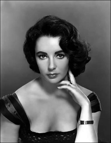 Elle est la seule déesse accessible, humaine et dont on adore tous les défauts . (Sean Penn) Elizabeth Taylor n'a pas joué dans :