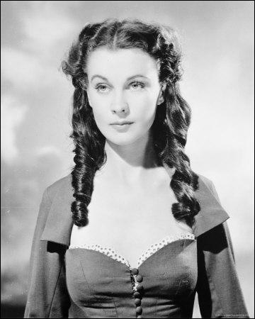 Lorsqu'elle est à l'écran personne ne peut en détacher ses yeux. Elle vous hypnotise . (Laurence Olivier) Vivien Leigh n'a pas joué dans :