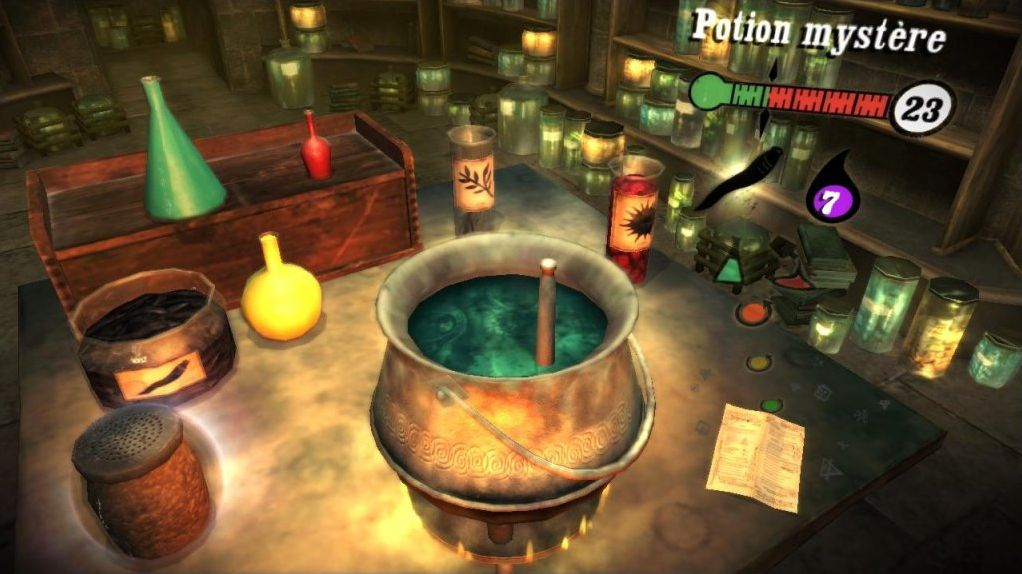 Harry Potter : Potions