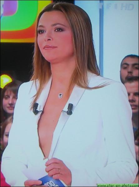 Qui est cette présentatrice star de TF1, qui enchante nos week-end pluvieux dans 50 Minutes Inside ?