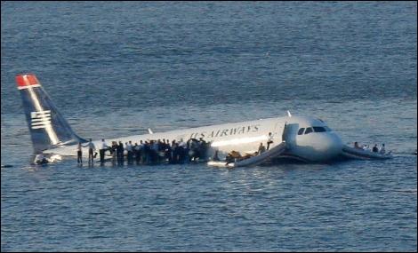 Sur quelle rivière new-yorkaise le commandant Chesley Sullenberger dut-il faire amerrir son Airbus A320 ?