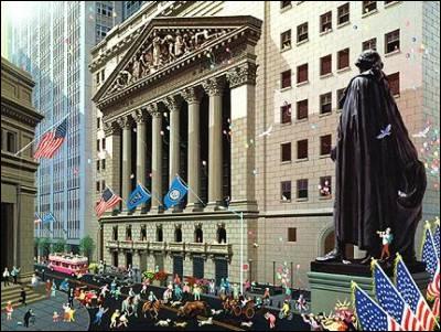 Si je vous dis Dow Jones et Oliver Stone, vous me répondez...