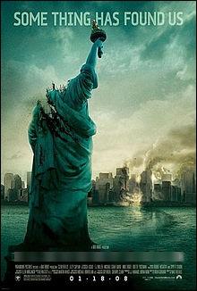 Dans quel film, la tête de la statue de la Liberté vient-elle se fracasser violemment au milieu de la rue ?