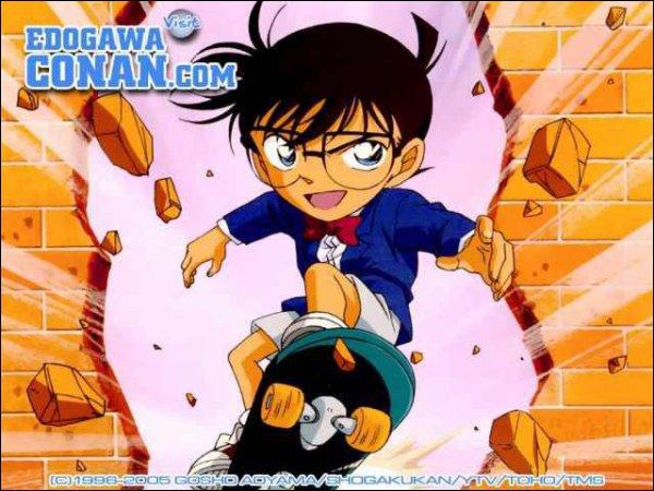 Comment marche le skate de Conan ?