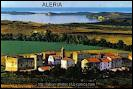 Je vous emmène en Corse, à Aléria ( 2B ) où les habitants portent le nom d'Aleriacci.