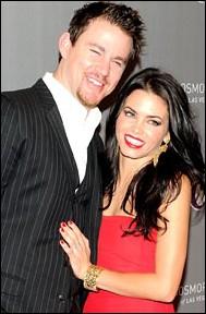 Sur le tournage de quel film Channing Tatum a-t-il rencontr� sa femme Jenna Dewan ?