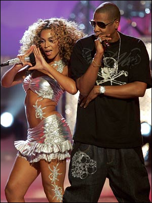 Avec quel rappeur Beyonc� Knowles est-elle mari�e ?