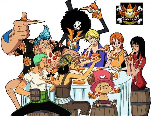 Quel est le deuxième membre de l'équipage de Luffy à intégrer officiellement l'équipage (attention sans compter Luffy) ?