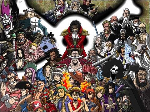 Lequel de ces pirates est l'un des 16 capitaines des divisions (armada) de Barbe Blanche ?