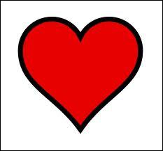 De quel côté se trouve le coeur, dans la majorité des cas ?
