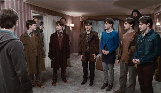 Combien y a-t-il de Harry au 4, Privet Drive ?
