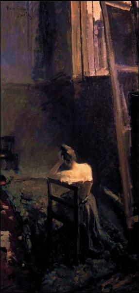 Un atelier d'artiste, 1894