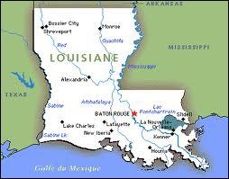 A quel pays appartenait la Louisiane avant que les Etats-Unis ne l'achètent en 1803 ?