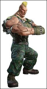 Comment se nomme ce personnage de Tekken 5 ?