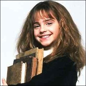 Comment s'appelle l'actrice qui incarne Hermione ?