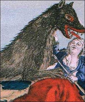 Quel est cet animal à l'origine d'une série d'attaques contre des humains survenues entre 1764 et 1767 ?