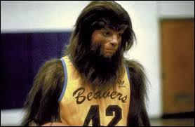 Qui a interprété un loup-garou basketteur dans  Teen Wolf  en 1985 ?
