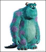 Comment s'appelle ce gros monstre bleu poilu ?