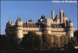 Où se situe ce château ?