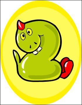 Quel est ce chiffre représenté par un drôle de serpent ?