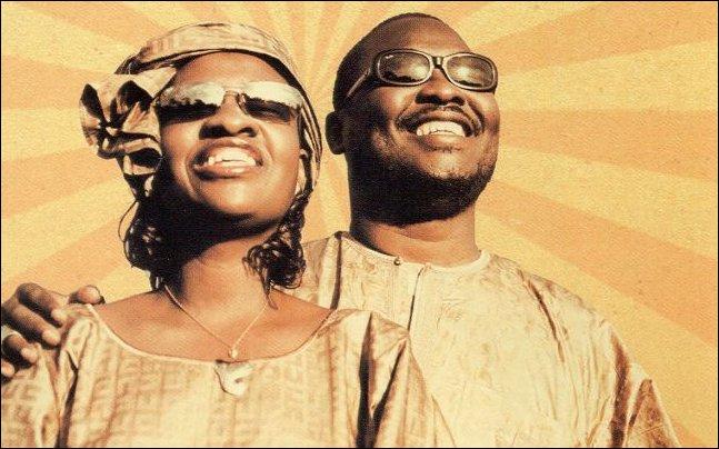 Quel est ce couple qui a chanté  Sénégal Fast-Food   ?