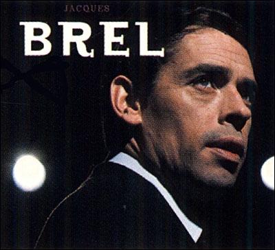 Pour Jacques Brel, quel est   le plat pays   qui est le sien ?
