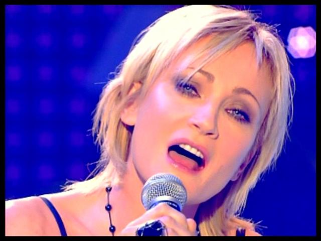Patricia kaas, nous a chanté ...