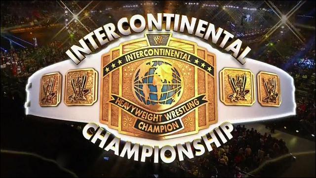 Qui a fait revenir l'ancien titre Intercontinental à la WWE ?
