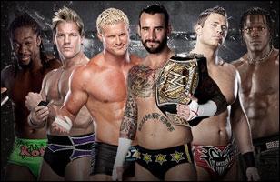 Qui est le vainqueur de 'l'Elimination Chamber' de RAW en 2012 ?