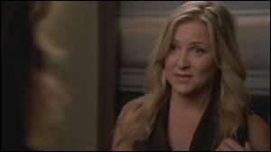 Je suis Rebecca Stinsen dans la série  Bones , dans  Grey's Anatomy  je suis ...