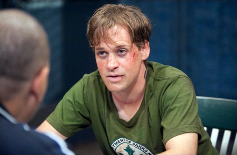 Je suis  le Violeur de l'Atlantique  dans la série  New York unité spéciale , dans  Grey's Anatomy  je suis ...