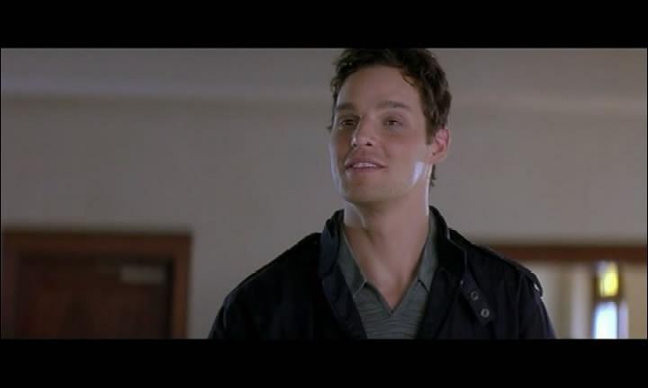 Je suis Massimo dans  Un mariage trop parfait  de Adam Shankman, dans  Grey's Anatomy  je suis ...