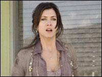 Je suis Sandra Anderson dans  Légion  de Scott Charles Stewart, dans  Grey's Anatomy  je suis ...