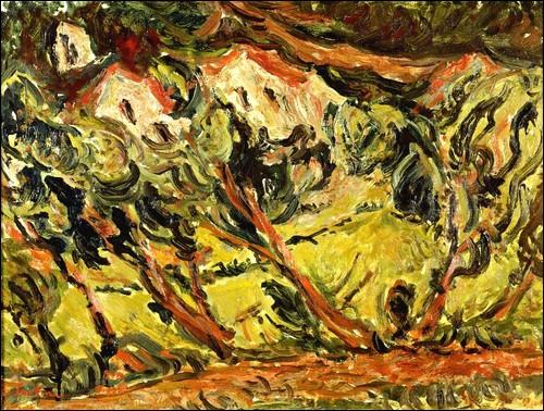 Qui a peint Paysage à Ceret ?