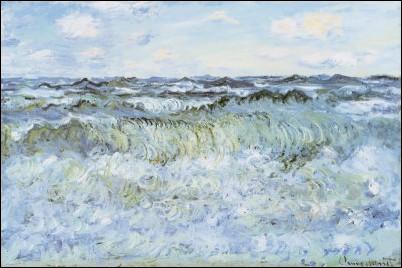 Qui a peint Paysage maritime ?