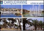 Je vous envoie une carte postale de Carqueiranne ( 83 ) o� les habitants portent le nom de ...