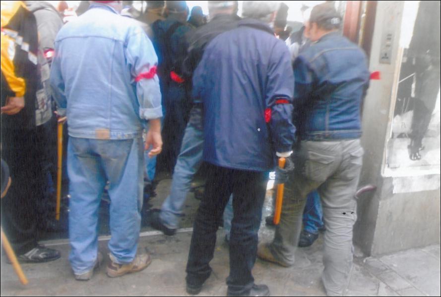 Une multinationale a envoyé le 26 février une milice privée, armée de battes de base-ball, dans une de ses usines bloquée par un conflit social. Où était-ce ?