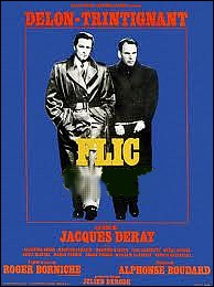 Flic ... ... Film de Jacques Deray contant une histoire vraie de l'inspecteur Roger Borniche dans la France de l'après-guerre