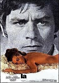 La ... ... , nouvelle rencontre cinématographique en 1968 avec Romy Schneider