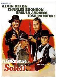 Soleil ... ... Western de Terence Young en 1971