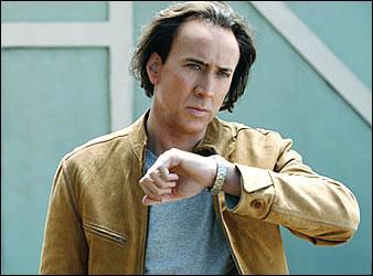Nicolas Cage ...