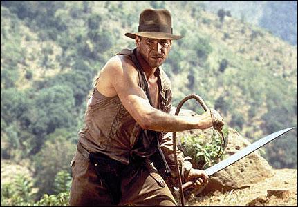 Indiana Jones ...
