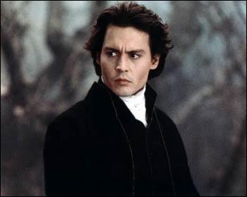Johnny Depp ...