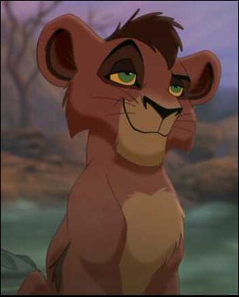 Comment se nomme ce lion, dont le père est un meurtrier ?
