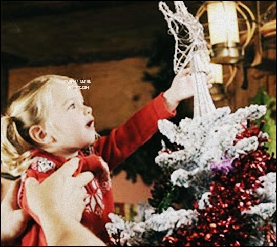 Qui fait un cinéma à cause des traditions de Noël ?