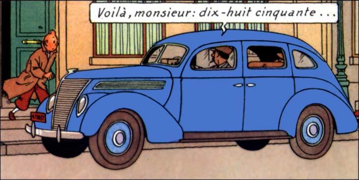Tintin a affaire à la momie de Rascar Capac !