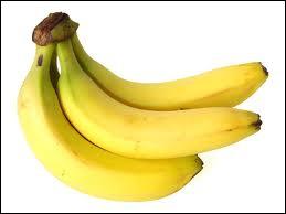 'Banane' est un mot :