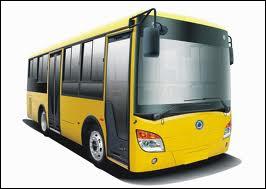 'Bus' est un mot :